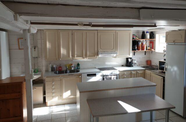 Self-service kitchen