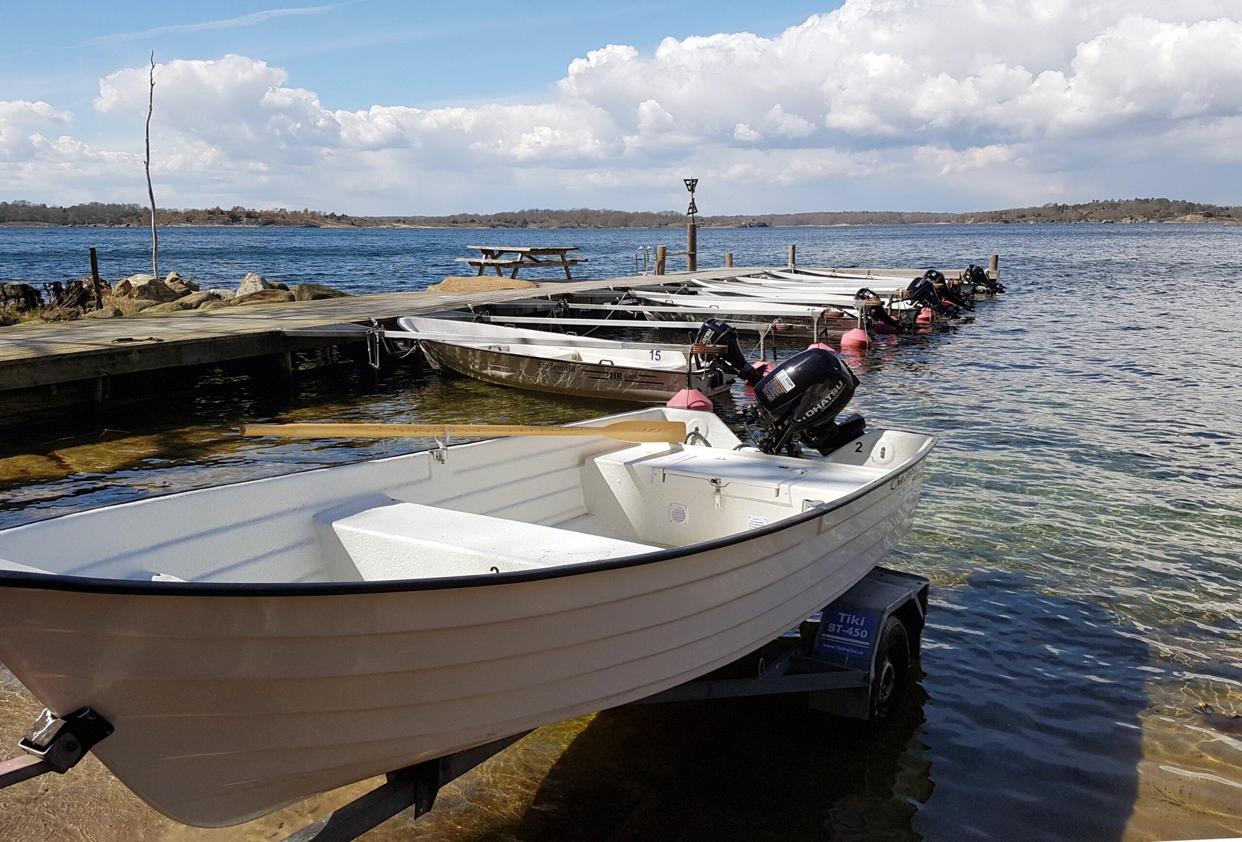 Standard Boat 10hp