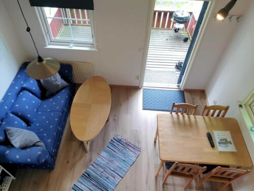 Top view from sleeping loft 4 bed house